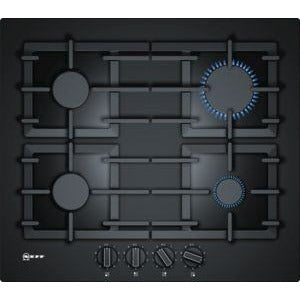 NEFF Black tempered glass 60 cm hob T26CS49S0