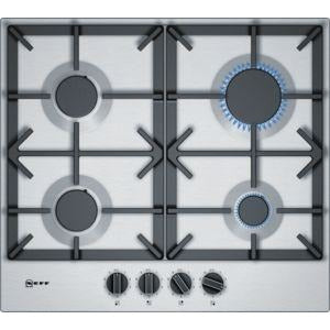 NEFF Stainless steel 60 cm hob T26DS49N0