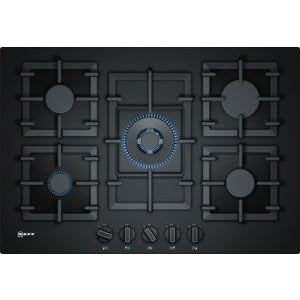 NEFF Black tempered glass 75 cm hob T27CA59S0