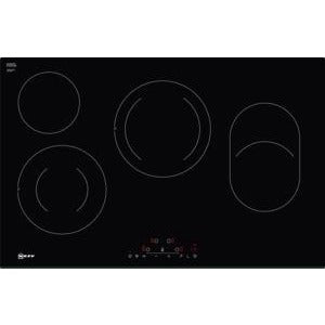 NEFF Standalone electric cooktop with TouchControl T18FD36X0