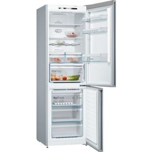 BOSCH Vario Style No Frost bottom freezer with changeable colour front KGN36IJ3AG