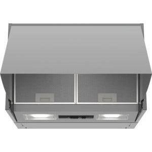 Integrated extractor hood Silver DEM63AC00B