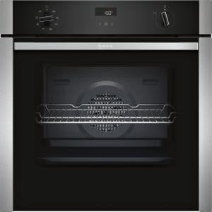 NEFF Oven Stainless Steel B4ACF1AN0B