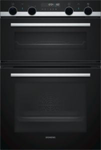 iQ500, built-in double oven, Stainless steel MB578G5S0B