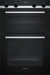 iQ500, built-in double oven, Stainless steel MB535A0S0B