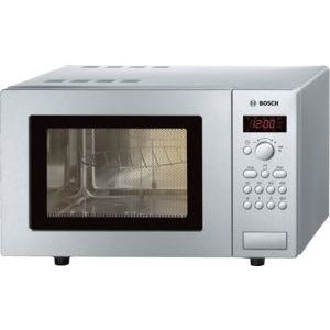 BOSCH Compact microwave oven with grill HMT75G451B