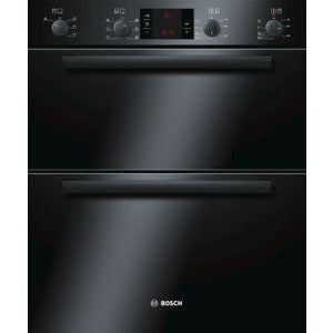Classixx Built-under double multi-function oven black HBN43B260B