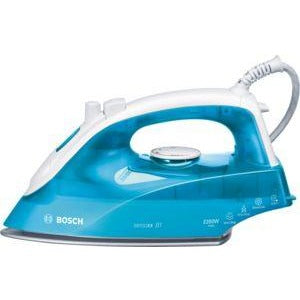 BOSCH Steam iron white / turquoise TDA2633GB