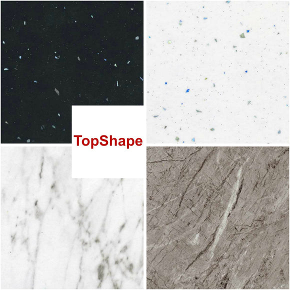 Worktop - TopShape (3600 x 650 x 25mm)