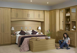 TUSCANY - 5 Piece Bedroom doors - Lissa oak & Medium Walnut