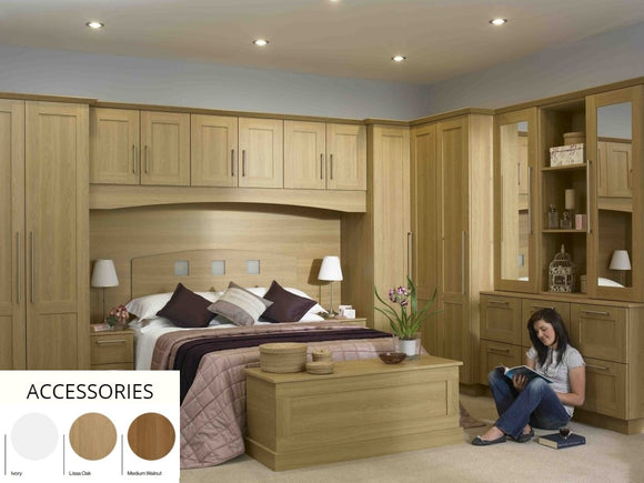 TUSCANY Bedroom Accessories & Panels