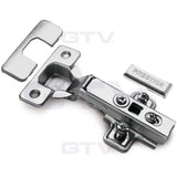 Soft close 110 degree hinge & plate ZM-ECNHC09ZEO
