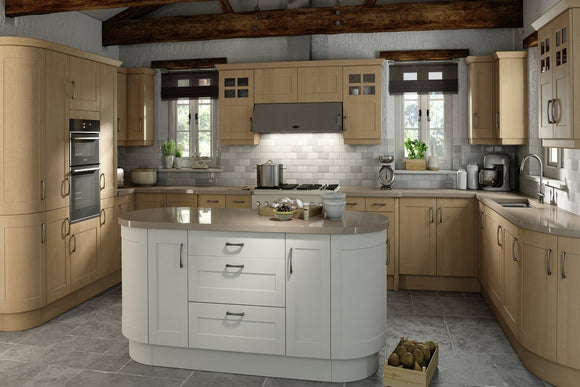 5G SERICA Made To Measure Kitchen Door Styles - Band C