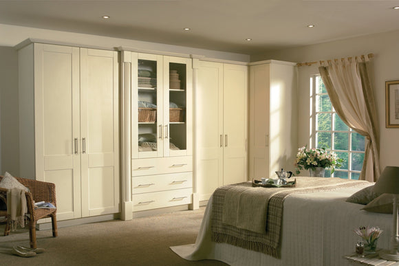 5G SERICA Made To Measure Bedroom Door Styles - Band C