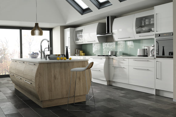 5G SERICA Made To Measure Kitchen Door Styles - Band A