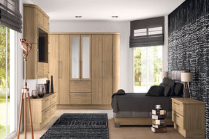 5G SERICA To Measure Bedroom Door Styles - Bronze Group