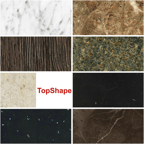 Worktop - TopShape (3600 x 650 x 40mm)
