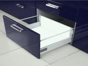 GTV Modern Box Pot/Pan - Complete drawer