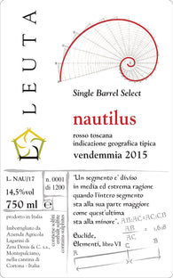 Nautilus Single Barrel Select IGT Toscana 2018