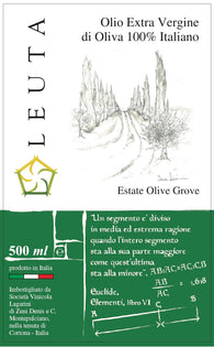 Leuta Extra Virgin Olive Oil