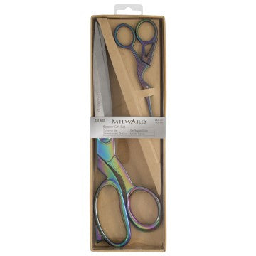Scissors Gift Set: Dressmaking (25cm) and Embroidery (11.5cm)