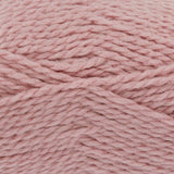 King Cole Timeless Chunky shade Rosebud 2915 - a soft pink solid coloured yarn