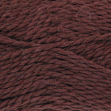 King Cole Timeless Chunky shade Bordeaux 2917 - a muted reddish brown solid coloured yarn