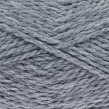King Cole Timeless Chunky shade Misty Blue 2918 - a blue-grey solid coloured yarn
