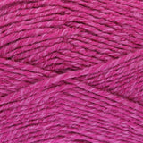 Dark pink and light pink yarn