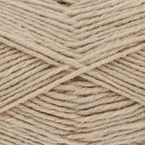 Oatmeal coloured solid yarn