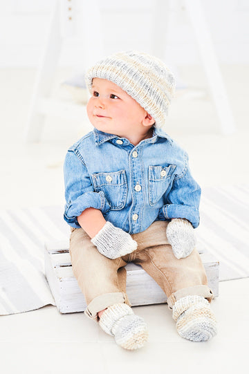 Stylecraft Bambino Prints Patterm 9748