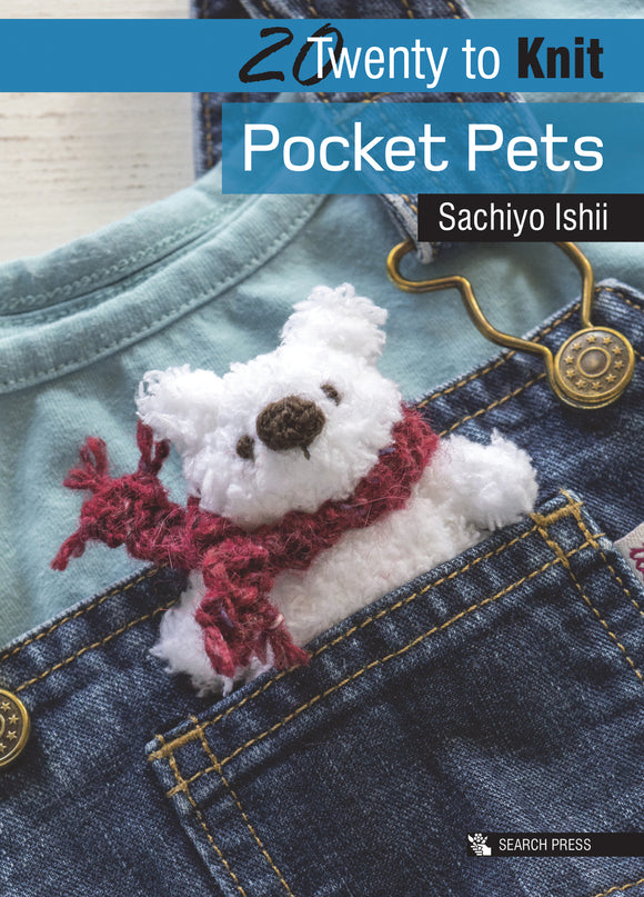 Twenty to Knit - Pocket Pets