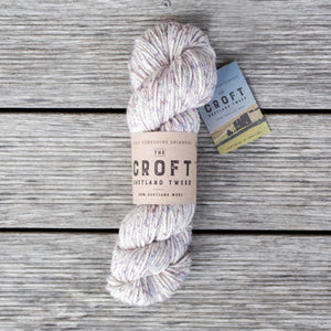 West Yorkshire Spinners The Croft 100% Shetland Tweed Aran Wool Yarn in Boddam