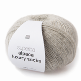 Rico - Alpaca Luxury Sock Yarn