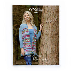 WEST YORKSHIRE SPINNERS OUT OF THE WOODS PATTERN BOOK