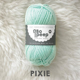 West Yorkshire Spinners Bo Peep yarn ball in Pixie