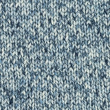 West Yorkshire Spinners The Croft DK Shade Northdale 808 - tweed wool containing white and blue shades