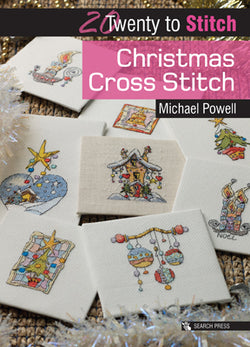 TWENTY TO MAKE: CHRISTMAS CROSS STITCH