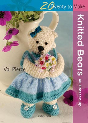 Twenty to Make: Knitted Bears Book