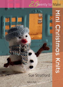 Twenty to Make: Mini Christmas Knits Book