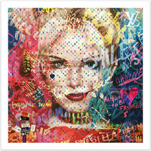 Fashion Alert - pop art kunst fra Helt Sort Galleri