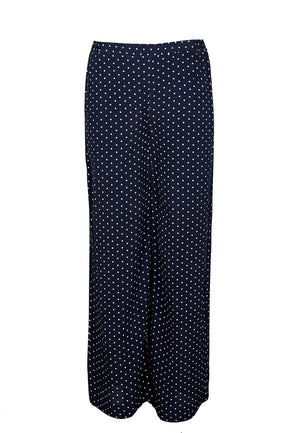 FWSS - NEXT LIFE TROUSER WHITE DOTS
