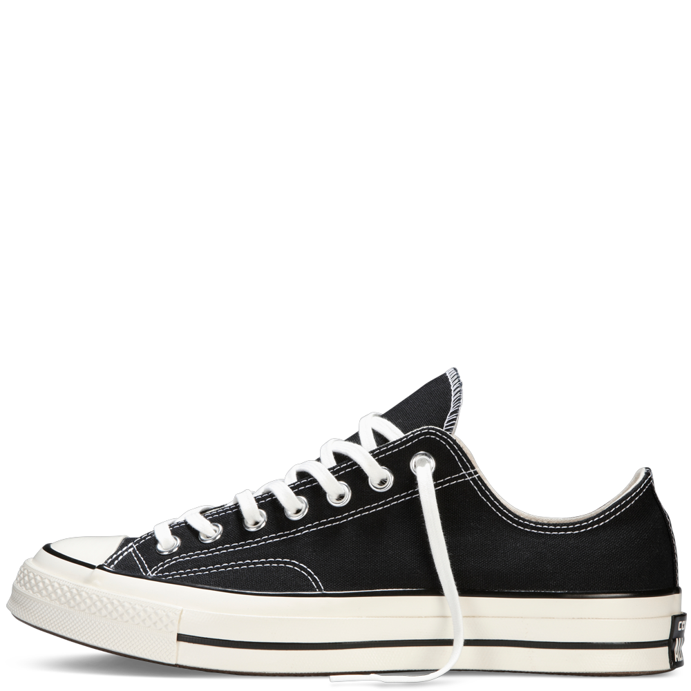 Chuck Taylor All Star '70 Black low canvas style 144757C