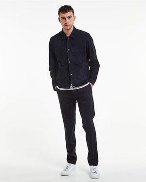 NN07 NEW THEO 1249 Navy chino