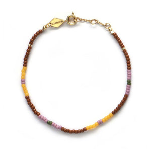 Anni Lu mix armband Fun Raw Sienna
