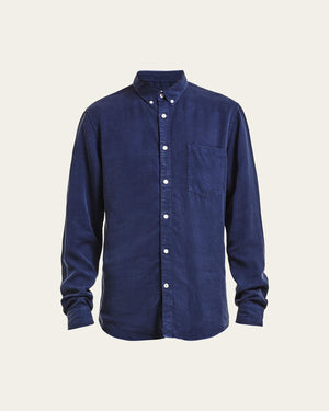 NN07 Falk 5969 shirt True blue