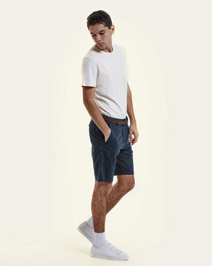 NN07 Barry Pocket 3266 tee white