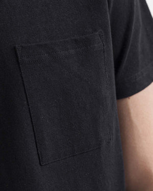 NN07 Barry Pocket 3266 tee black