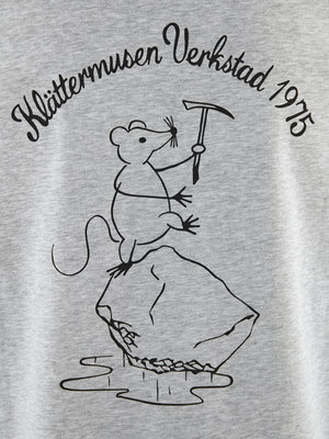 Klättermusen Runa Workshop t-shirt grå