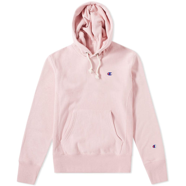100a8296a7a8 CHAMPION REVERSE WEAVE CLASSIC HOODIE - PINK